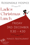 Ladies Christmas Lunch 2021