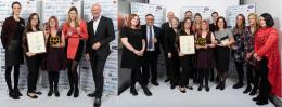 Rossendale Business Challenge award winners photo
