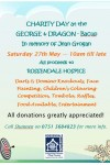 Charity Day at the George & Dragon