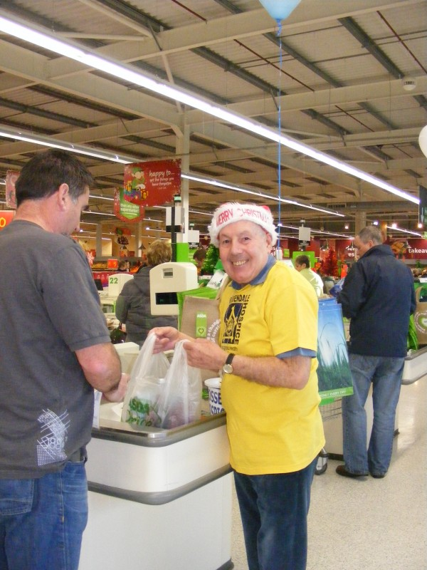Asda Collection Day