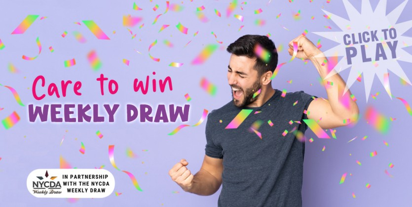 Join our Weekly Draw