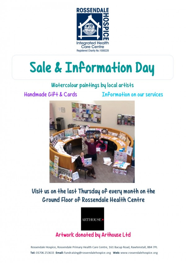 Sale and Information Day