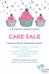 Hospice Friends Group Cake Sale