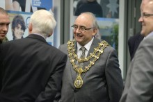 The Mayor of Rossendale is one of the judges