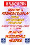 Anacapri Bonfire & Firework Display 2016